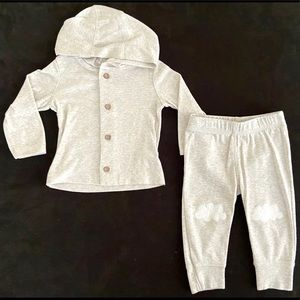 Other - ☁️👶🏻   Baby/Infant Hoodie & Pant Set  👶🏻☁️